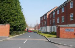 Apartment offered in Syston Leicester United Kingdom for £400 p/m