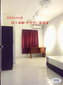 Single room offered in Bandar sunway Kuala Lumpur Malaysia for RM650 p/m
