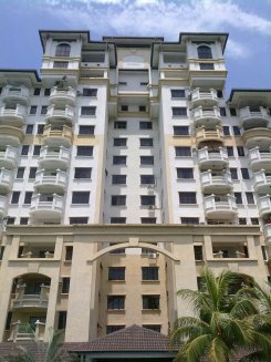 Condo offered in Tropika paradise Selangor Malaysia for RM1300 p/m