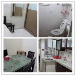 Apartment offered in Johor Bahru Johor Malaysia for RM600 p/m