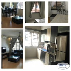 Multiple rooms offered in Bukit indah Johor Malaysia for RM500 p/m