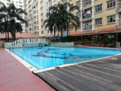 Apartment offered in Selesa jaya crystal villa Johor Malaysia for RM280 p/m