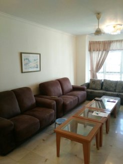 Condo offered in Bukit Jalil Kuala Lumpur Malaysia for RM1170 p/m