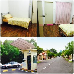 House offered in Bandar puteri puchong Selangor Malaysia for RM480 p/m