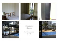 Condo offered in Petaling Jaya Selangor Malaysia for RM650 p/m