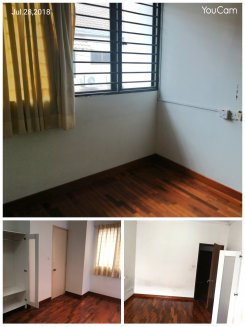 House offered in Petaling Jaya Selangor Malaysia for RM480 p/m