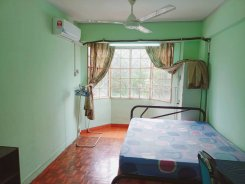 Apartment offered in Kelana Jaya Selangor Malaysia for RM390 p/m