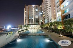 Condo offered in Bandar puteri puchong Selangor Malaysia for RM1350 p/m
