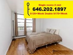 Single room offered in Bronx New York United States for $155 p/w