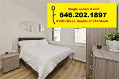 Room offered in Bronx New York United States for $139 p/w