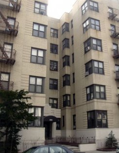 Apartment offered in Bronx New York United States for $1367 p/m
