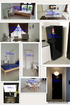 Condo offered in Nusajaya Johor Malaysia for RM700 p/m