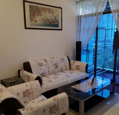 Condo offered in Bukit indah Johor Malaysia for RM750 p/m
