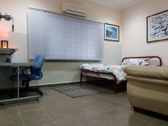 House offered in Taman abad, century garden Johor Malaysia for RM2650 p/m