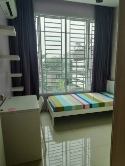 Apartment offered in Taman tampoi indah Johor Malaysia for RM500 p/m