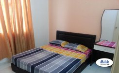 Room offered in Bukit Jalil Kuala Lumpur Malaysia for RM600 p/m
