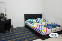 Room offered in Kepong Kuala Lumpur Malaysia for RM500 p/m