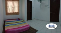 Room offered in Puchong  Selangor Malaysia for RM590 p/m