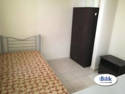 Room offered in Bukit Jalil Kuala Lumpur Malaysia for RM560 p/m