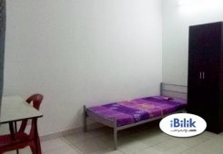 Room offered in Seksyen 17, petaling jaya Selangor Malaysia for RM500 p/m