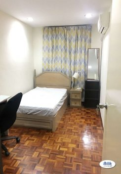 Room offered in Ss18, subang jaya Selangor Malaysia for RM630 p/m
