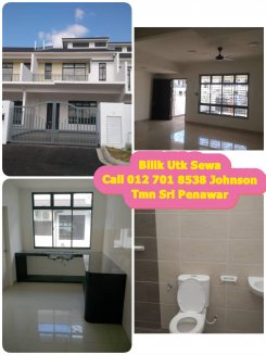Multiple rooms offered in Kota tinggi Johor Malaysia for RM500 p/m