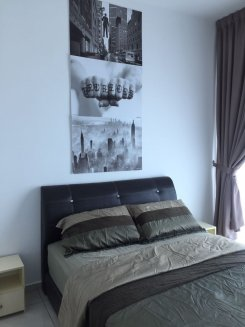 Condo offered in Bukit indah Johor Malaysia for RM800 p/m