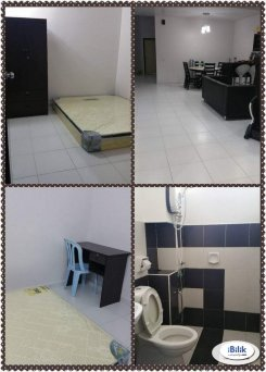 Room offered in Bukit indah Johor Malaysia for RM550 p/m