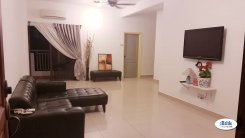 Condo offered in Bandar utama Selangor Malaysia for RM600 p/m