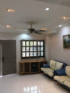 House offered in Balik pulau Penang Malaysia for RM400 p/m