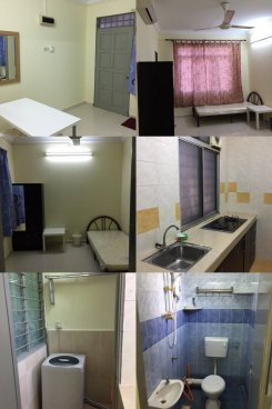 Apartment in Selangor Sunway for RM430 per month