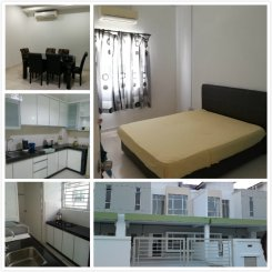 Room offered in 81200 Johor Malaysia for RM600 p/m