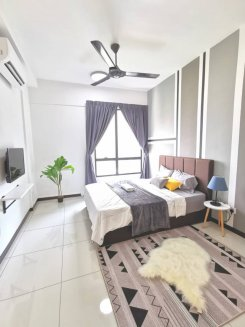 Apartment offered in Luminari butterworth prai perai Penang Malaysia for RM950 p/m