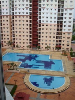 Apartment offered in Petaling Jaya Selangor Malaysia for RM370 p/m