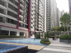 Condo in Kuala Lumpur Bukit Jalil for RM700 per month
